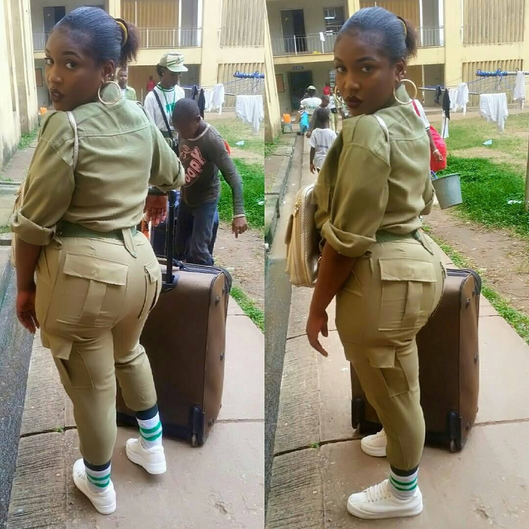 Hot nysc corps