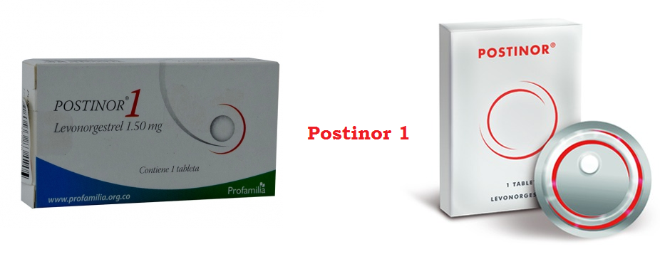 side effects of Postinor 1 (P1)