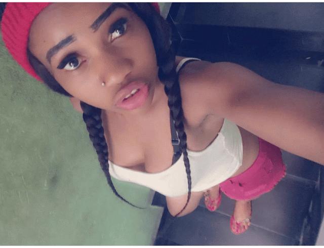young Zimbabwean girl