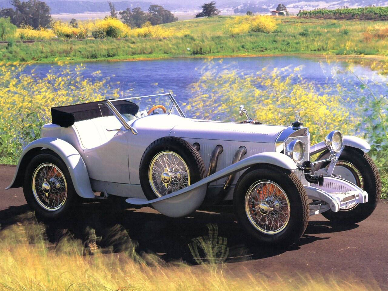 1929 38/250 SSK model